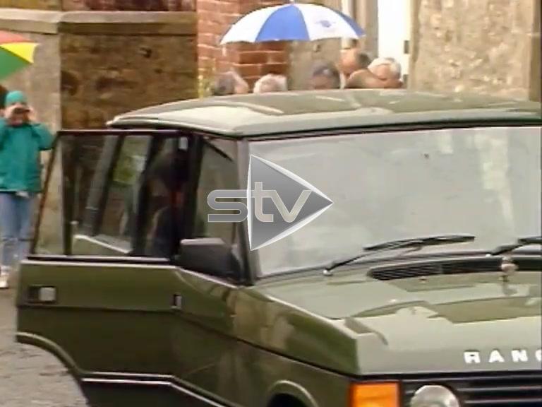 Prince Philip Visits Yacht Club