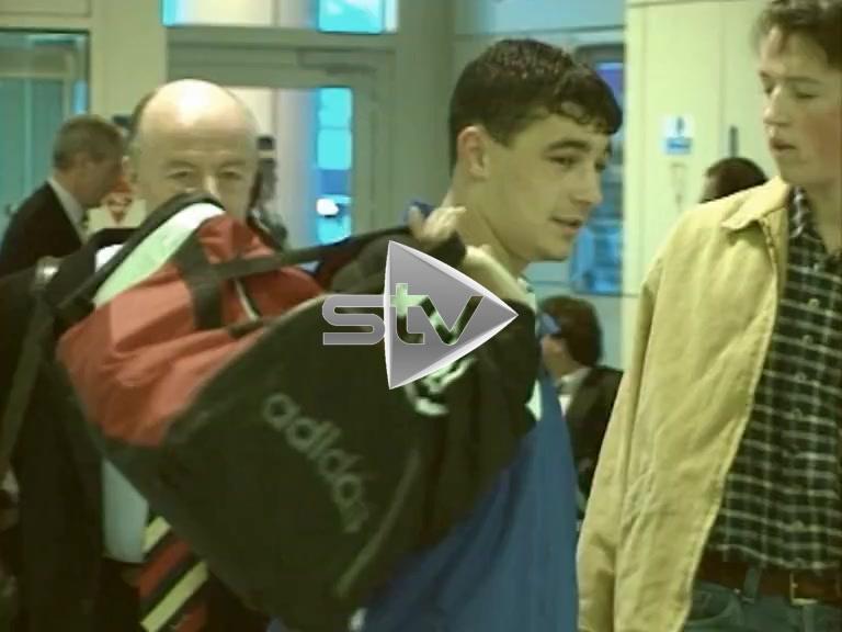 Ranger's Depart for Bucharest