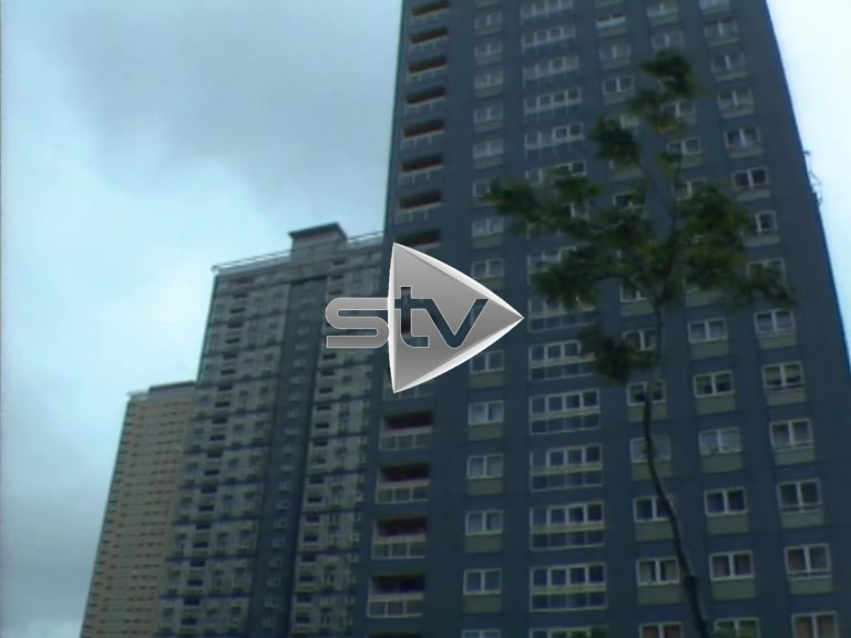 Asbestos in Red Road Flats