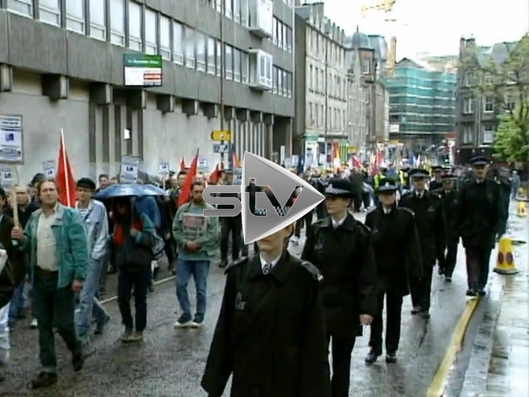 Edinburgh Republican March 1995