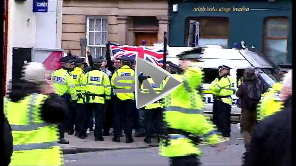 Glasgow Republican March 2008