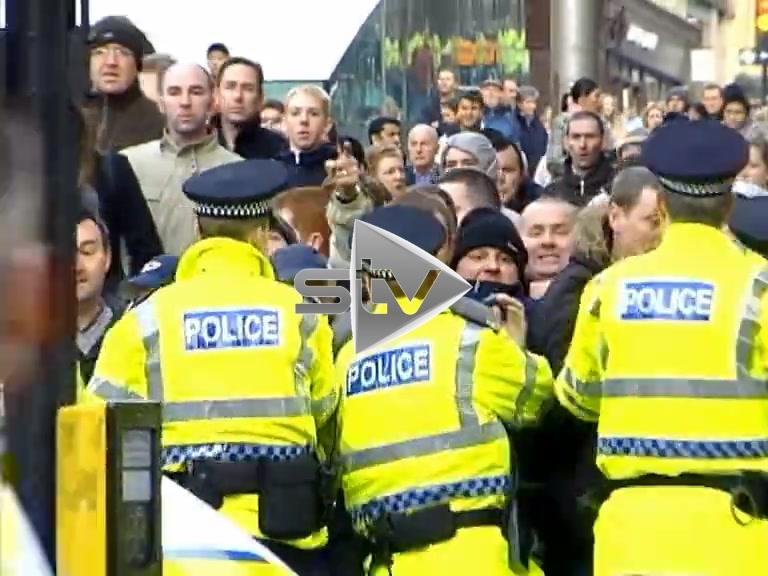 Glasgow Republican March 2005