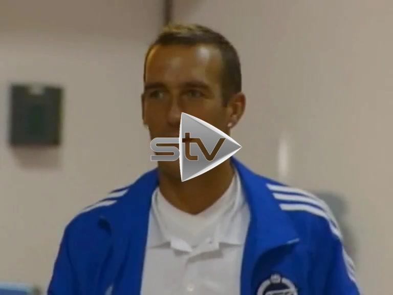 Ricksen Returns with Zenit St Peterburg