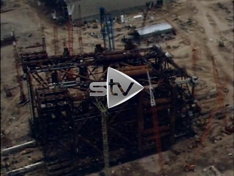 Rig Construction Aerials