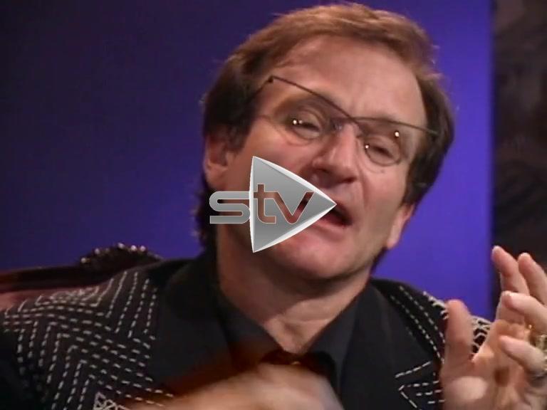 Robin Williams Interview