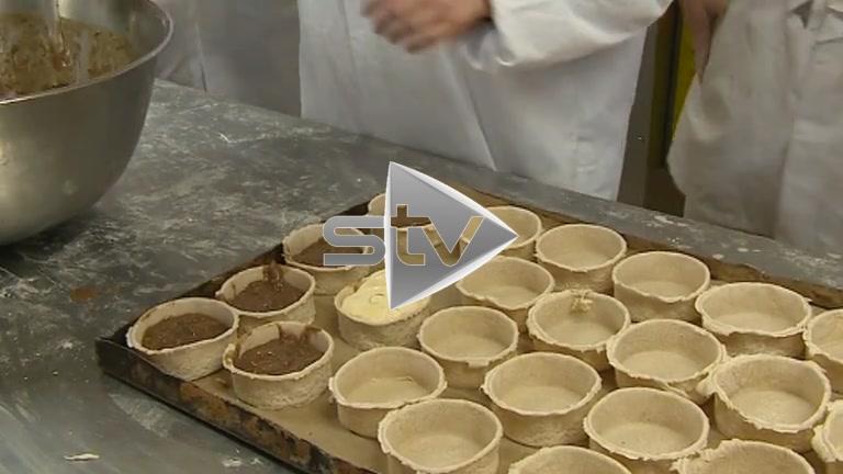 Ruth Davidson Filling Pies