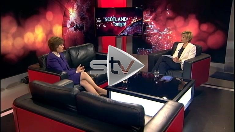 Nicola Sturgeon on Same Sex Marriage