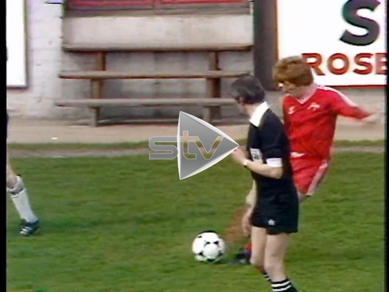 Aberdeen V St Mirren 2-0 1980