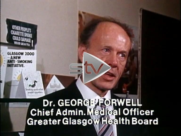 Glasgow A No Smoking City by 2000