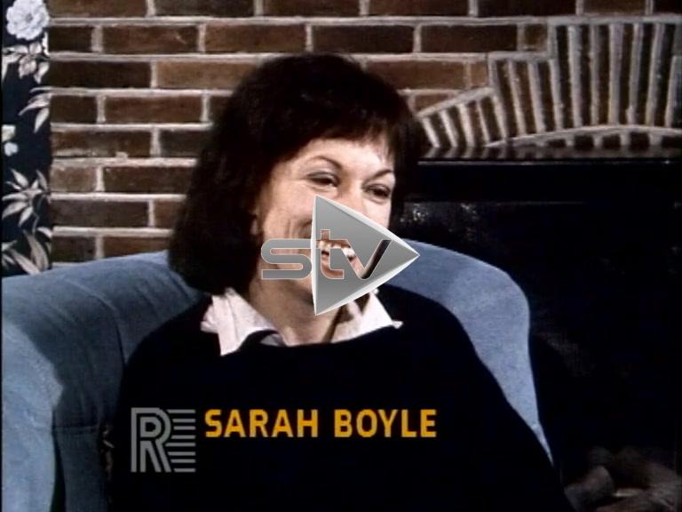 Sarah Trevelyan Interview