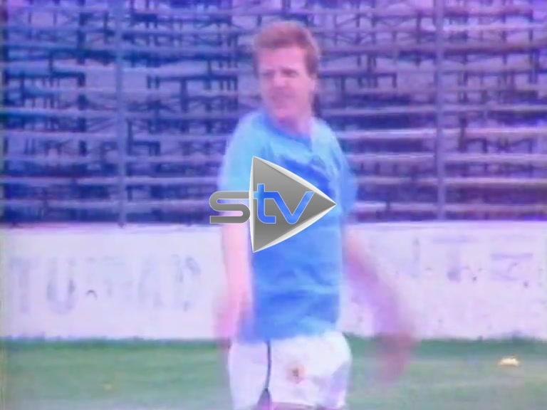 Alex Ferguson 1986 World Cup