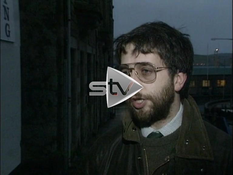 Shetland Contamination