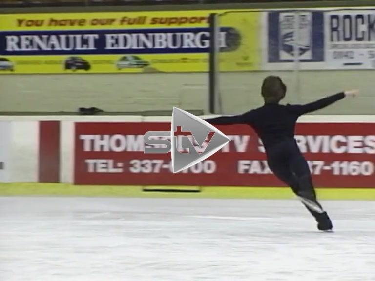 Ice Skating Report