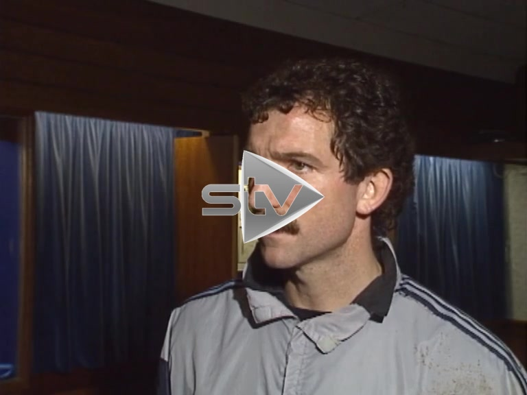 Souness Old Firm Interview
