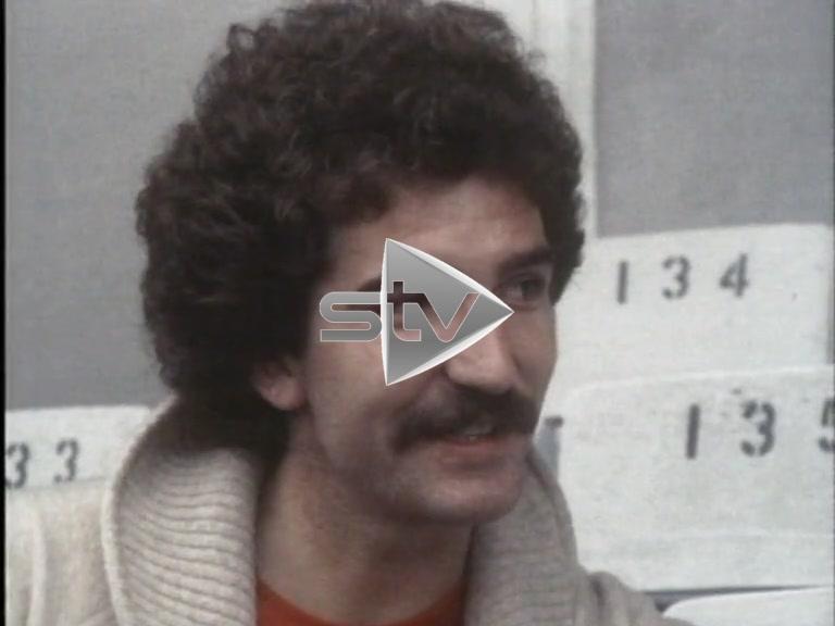 Souness Interview 1977