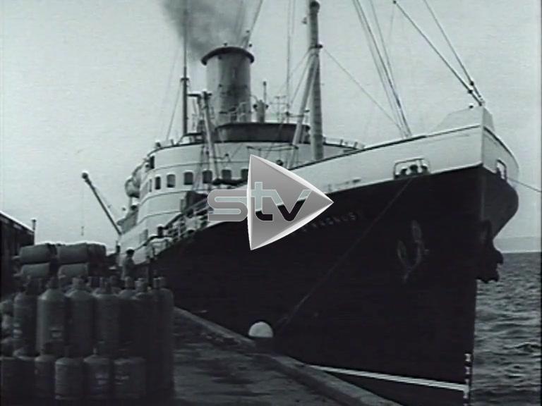 St Magnus Steam Ferry