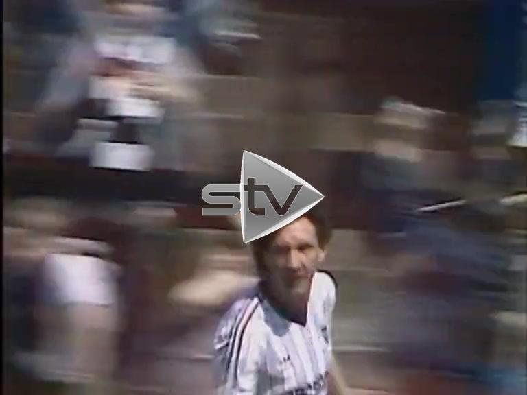 St Mirren vs Hearts May 1985