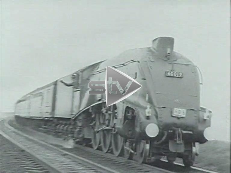 Steam Locomotive 'Bittern'