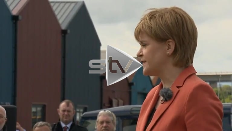 GE2017 SNP Campaigns in South Queensferry