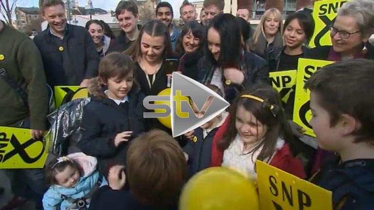 SNP Campaign Cupcakes