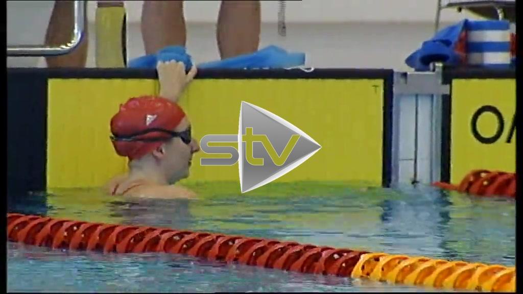 Team GB Swim Training