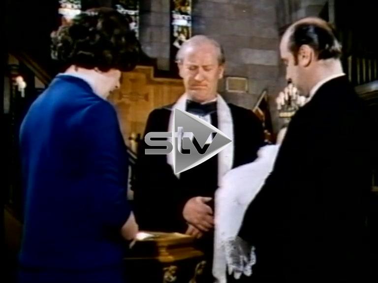 Seventies Baptism