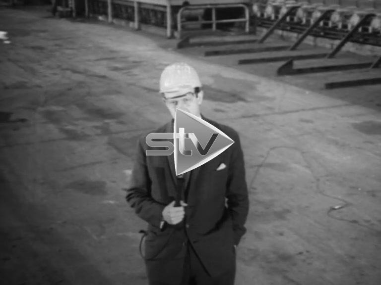 Ravenscraig Steel Mill 1964