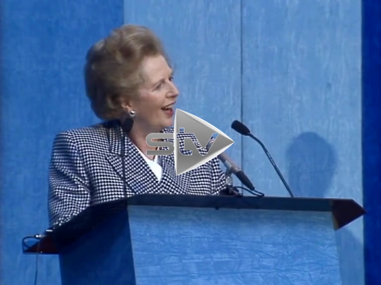 Thatcher Speech on Nuclear Power
