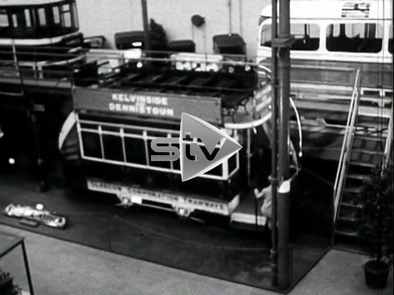 Transport Museum Trams (1966)