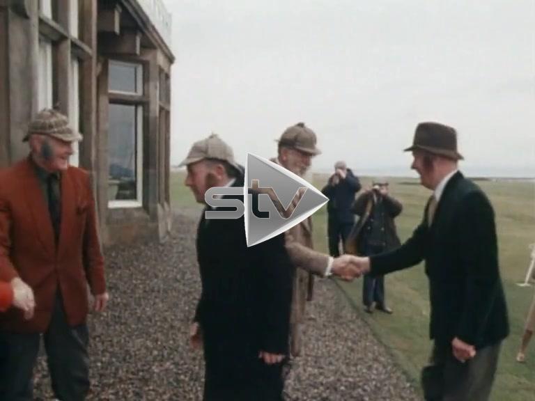 Centenary of Troon Golf Club