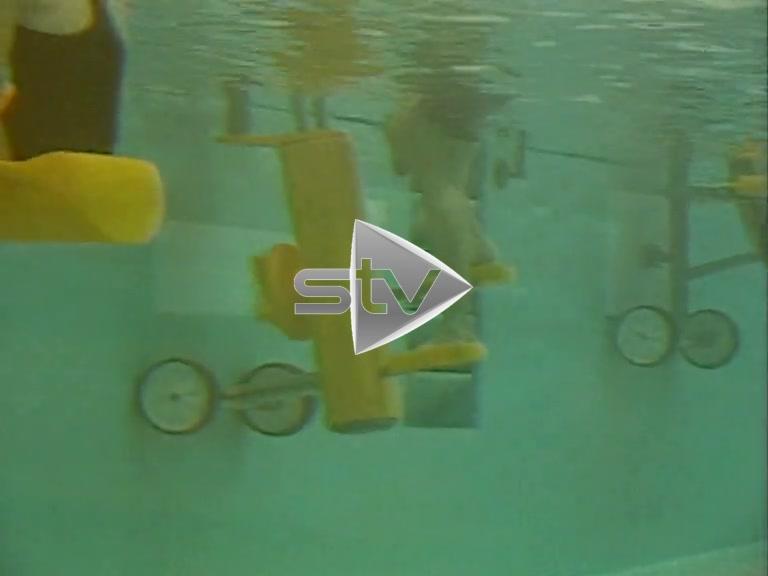 Underwater Gym