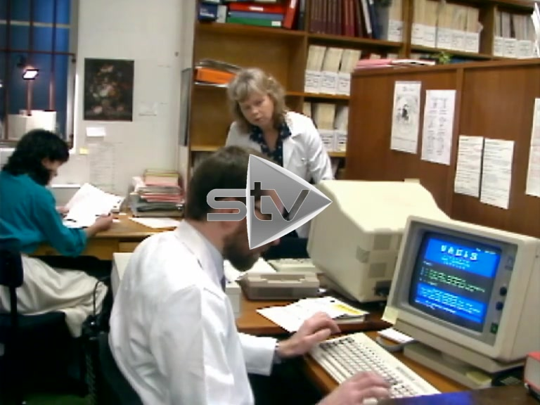 Hospital Computer Technology