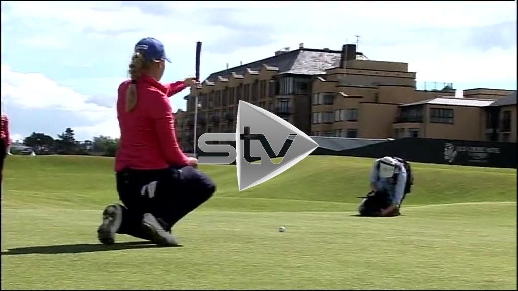Women's Open St Andrews