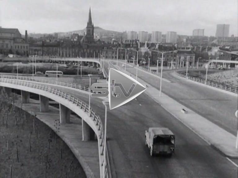 Tay Road Bridge 1969