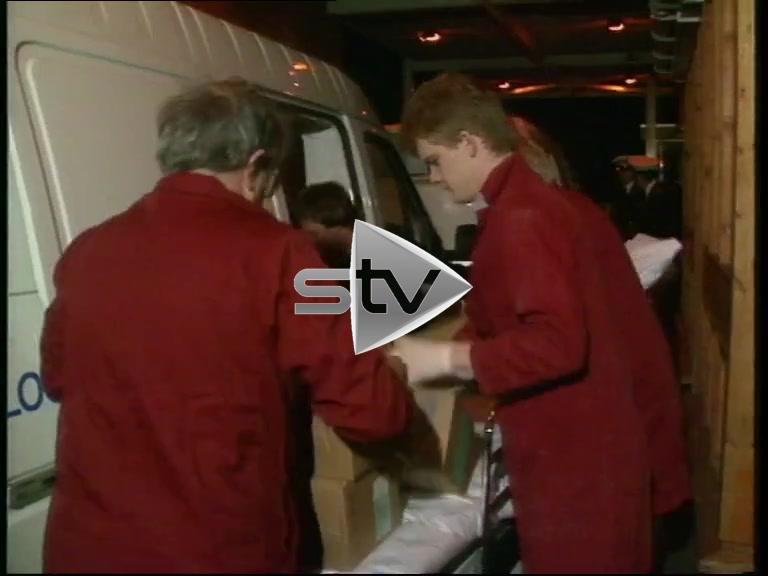 Lockerbie Air Disaster: Night of Crash