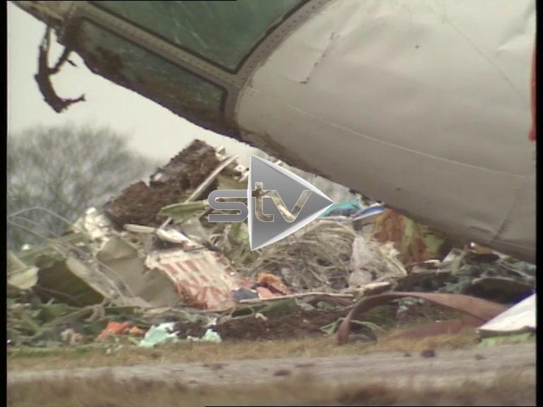 Lockerbie Air Disaster: Cockpit Recovery