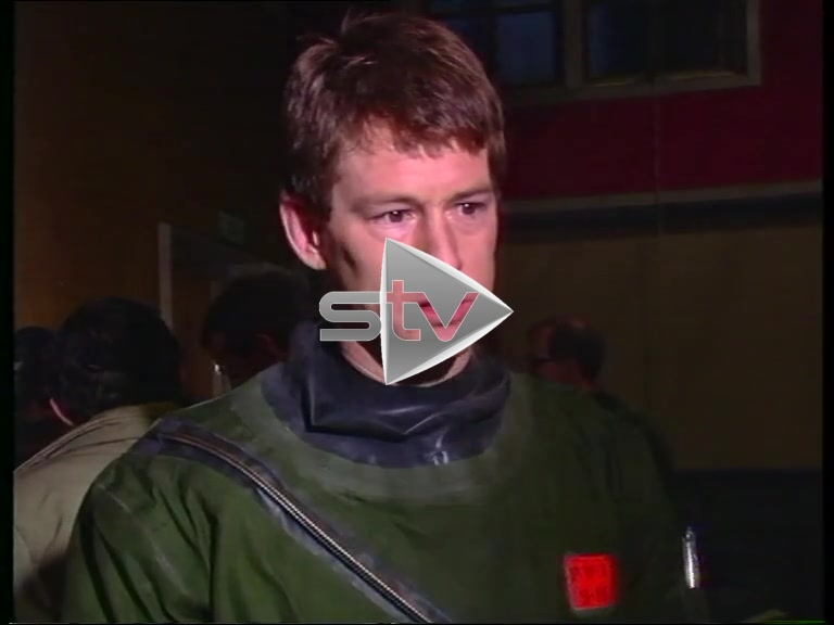 Lockerbie Air Disaster: Interviews