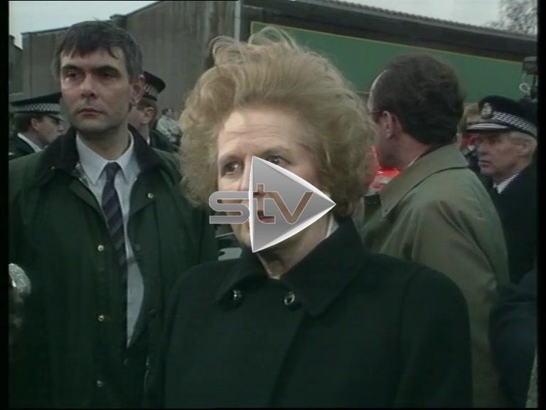 Lockerbie Air Disaster: Margaret Thatcher