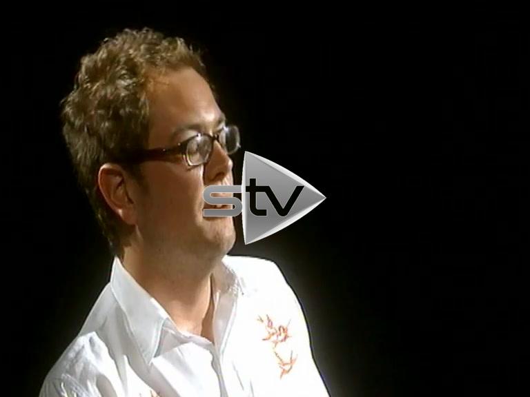 Alan Carr Interview