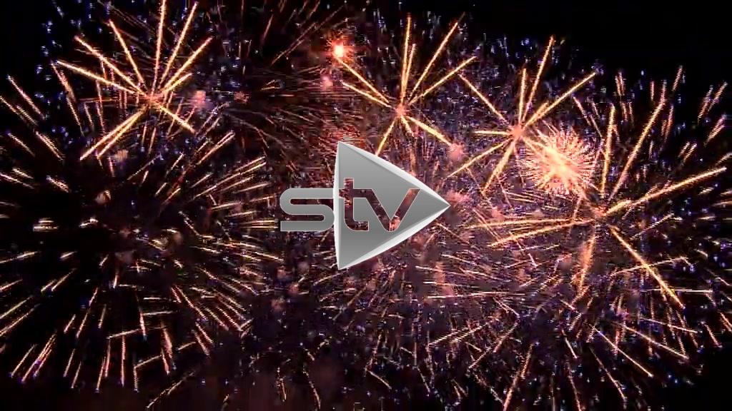 Edinburgh Fest Fireworks