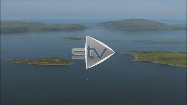 HD Aerials of Firth of Clyde islands