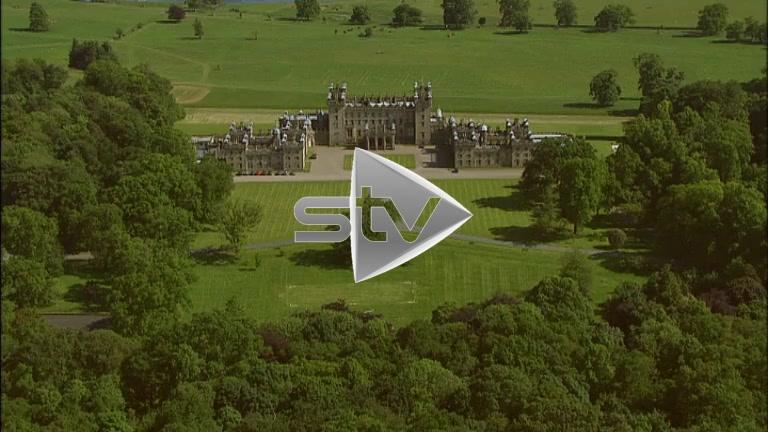 HD Aerials of Floors Castle