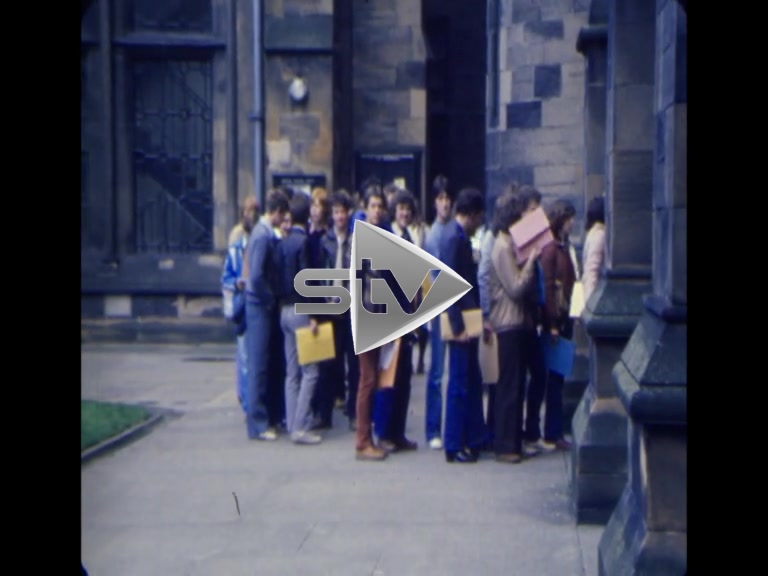 Glasgow University 1980