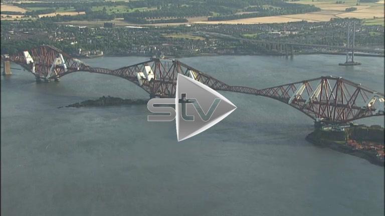 HD Aerials of the Forth Bridge