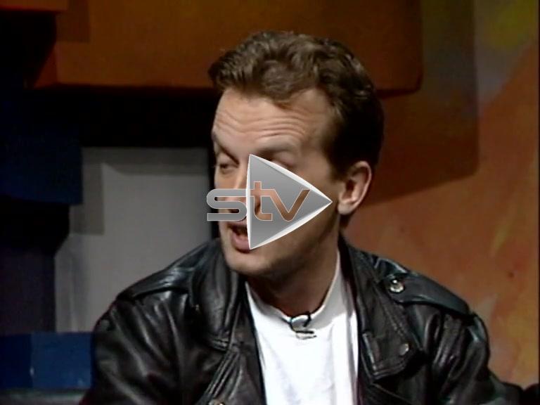Frank Skinner Interview 1991