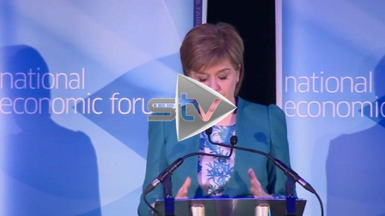 Scotland Staying in Euro Market Dismissed