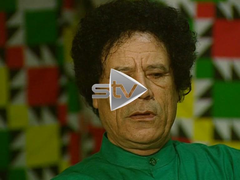 Colonel Gaddafi 1993