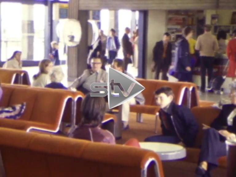 Glasgow Airport 1981