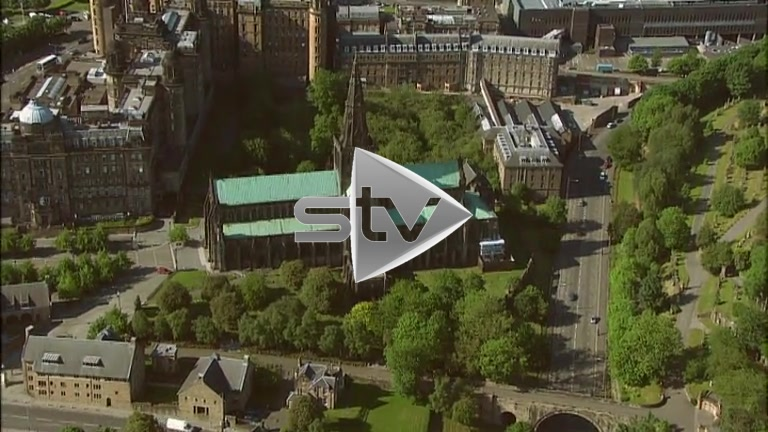 HD Aerials of Glasgow Cathedral