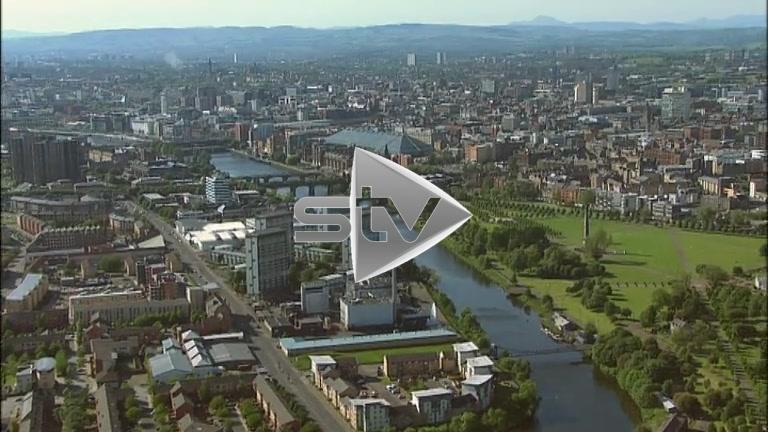 HD Aerials of Glasgow City Centre